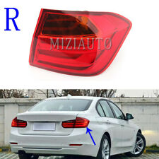 Right Side Tail Light For BMW 2012 13 14-2015 328i 320i 3 Series Outer Rear Lamp