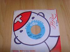"""7"""" single vinyl record Sepp Burkli Dr Brummli-Walter/Dr Schnauzil-Sepp"""
