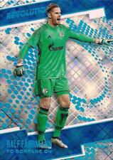 2017 Panini Revolution Soccer - Cosmic Parallel /100 - FC Schalke 04 - 155-164