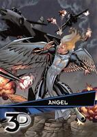 ANGEL / Marvel 3D (Upper Deck 2015) BASE Trading Card #62