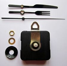 Mécanisme d'horloge pendule à quartz très silencieux aiguilles fantaisie cuisine