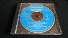 Paul McCartney Ou Est Le Soleil (Shep Pettibone Edit) SUPER RARE PROMO CD