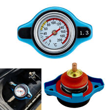 Universal 1.3 Bar Thermostatic Radiator Cap Cover Water Temperature Gauge Useful