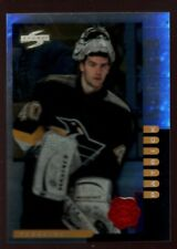 IJshockey 1997-98 Donruss Silver Press Proof #76 Patrick Lalime Pittsburgh Penguins Card