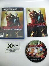 PS2 Devil my Cry 3 Special edition Pal España completo no platinum