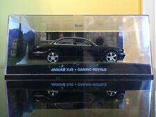 JAMES BOND 007 CAR COLLECTION Jaguar XJ8 Casino Royale