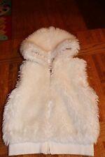 Gymboree Warm Sleeveless Vest With HoodieSize M