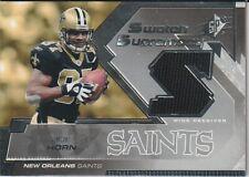 Joe Horn New Orleans Saints 2005 SPX Jersey Card