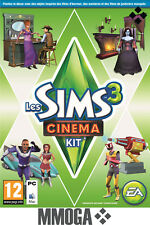 Les Sims 3 Cinéma Kit d'objets extension Movie Stuff Pack PC EA Origin - EU & FR