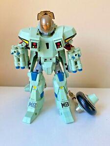 "Vintage Gakken Mospeada Robotech 8"" Scott Bernard Cyclone Armor Bike Japan Robot"