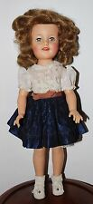 """1950's Ideal Shirley Temple Doll ST-17"""""""