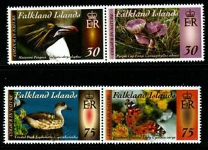 FALKLAND ISLANDS SG1273/6 2013 COLOUR IN NATURE (2nd SERIES) MNH