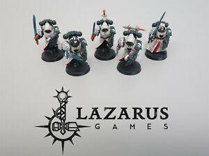 Warhammer 40K Dark Angels Space Marines - Veteran Squad