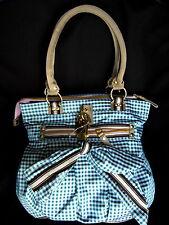 NEU George Gina Lucy Rockabilly Capri *Mary Lou* baby blue Koll. 1/2012