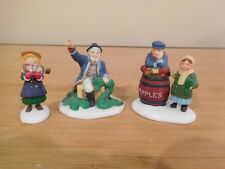 Dept 56 New England Village - Old Man and the Sea - 3 Pc Set