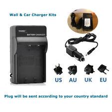 NP-BK1 Battery Charger For SONY DSC-S980 DSC-W370 DSC-W190 DSC-W180 MHS-CM5