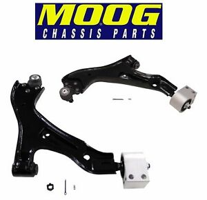 NEW Chevrolet Pontiac Saturn Set Of 2 Front Lower Control Arm & Ball Joints Pair