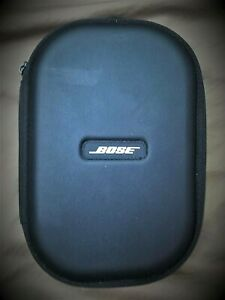 Bose Quiet Comfort Headset Hard Carrying Case with Airline Attachment