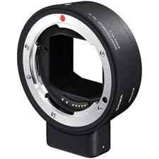 Sigma MC-21 Adattatore da Canon EF a Leica L-Mount - Nero (89E969)