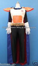 King Vegeta Battle Suit Cosplay Size M Human-Cos