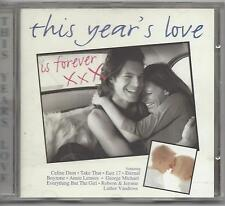 This Year´s Love- 1995 Global television CD- Sony 1995 UK-20 Tacks im Angebot