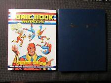 2003 COMIC BOOK MAKERS by Joe & Jim Simon HC/DJ Slipcase NM/VF+ Signed #293/600