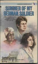Summer of My German Soldier by Bette Greene (1988)