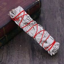 American California White Sage Smudging Wands Sticks (32g Heavy Small Bundle)