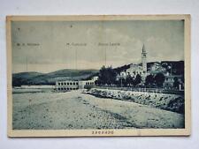SAGRADO Gorizia vecchia cartolina