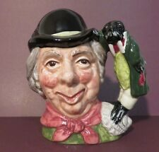 """Vintage 4"""" Royal Doulton HN 6604 Walrus and Carpenter. Through the Looking Glass"""