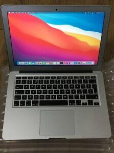 Apple MacBook Air A1466 13.3 inch / Intel dual core i5 / Big Sur / 2015