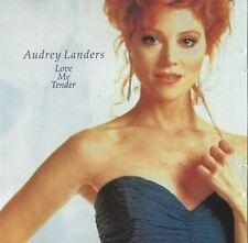 Audrey Landers: Love me tender  CD