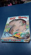 Tilt Track Marble game Made in hong Kong 1960's x 2  with one box