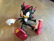 """Raro Jazwares Sonic El Erizo Shadow 8"""" Figura de juguete"""