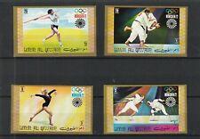 Gymnastics, Fencing, Judo,Javelin throwing, Olympique Munich 1972,