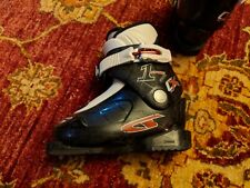 Youth Ski Boots 214Mm (Junior Us 9/10) Normal wear