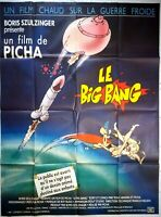 Plakat Kino Zeichentrick Le Big Bang Picha - 120 X 160 CM