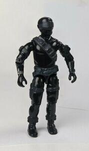 1985 Hasbro Gi Joe Snake Eyes Action Figure