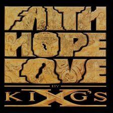 KING'S X - Faith hope love - CD 1990 NEAR MINT CONDITION