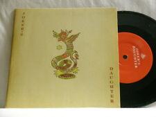 "JOKER'S DAUGHTER Worm's Head Slayer 7"" vinyl 3 song EP Danger Mouse"