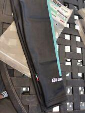 Bianchi RC Armwarmer Lycra Black Large