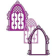 Heartfelt Creations Spellbinders Die ~ BOTANIC WINDOW HCD1-7100