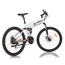 Goods & Gadgets Pedelec Mountainbike Full-suspension Elektrofahrrad