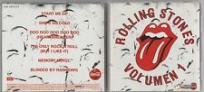 Rolling Stones - Coca-Cola Presenta... Volumen 1 - Scarce 1994 Mexican 6trk CD