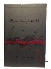 El gone-away World Por Nick harkaway 1º Edición Tapa Dura firmado & Numerado
