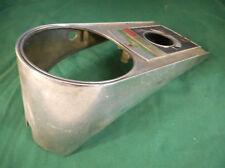 Vintage Harley Shovelhead Console / Dash -CmeasurePics4Fit