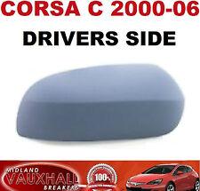 CORSA C preparata RETROVISORI Coprire Cap Caso Driver OFF SIDE CDTI SXI vita Breeze