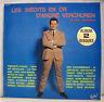 """2 x 33T André VERCHUREN Disques LP 12"""" INEDITS EN OR Musette FESTIVAL124 RARE"""