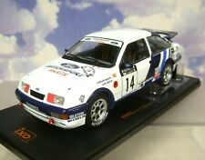 IXO 1/18 FORD SIERRA RS COSWORTH #14 1000 LAKES RALLY FINLAND 1988 SAINZ/MOYA