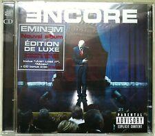 EMINEM - ENCORE - RARE en Edition De Luxe & Limitée (2 CD)